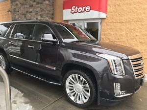 Cadillac Escalade ESV platinum! PRIVATE sale.