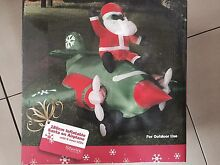 Inflatable Santa on a plane Tempe Marrickville Area Preview