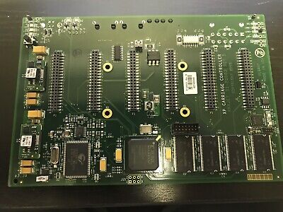 Mp5i Xp Carriage Controller Board Anajet Printer