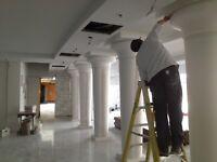 Drywall installation, taping,mudding,sanding