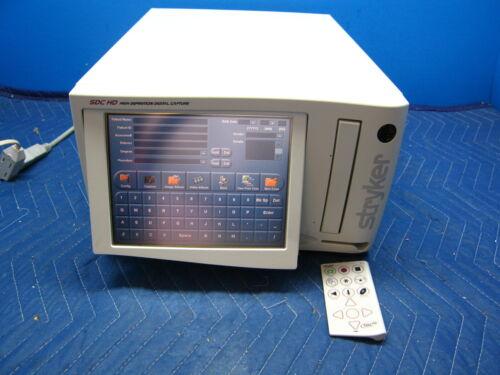 Stryker SDC HD Digital Capture Device Info Management System 60 Day Waranty
