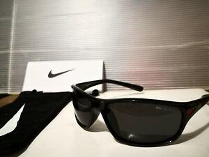 908793407bd4 NEW Nike - Rabid - Sunglasses Matte Black / Grey Lens EV0603-001