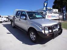 2008 NISSAN NAVARA DX D40 4 X 4 UTE LOW KMS FOR YEAR Currumbin Waters Gold Coast South Preview