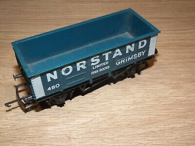 HORNBY R220 NORSTAND MINERAL WAGON - MINT 00 GAUGE
