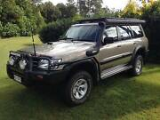 2002 Nissan Patrol Wagon Pomona Noosa Area Preview