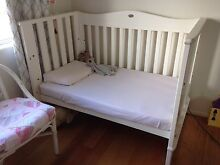Boori country cot three in one cot toddler bed n linen Queenscliff Manly Area Preview