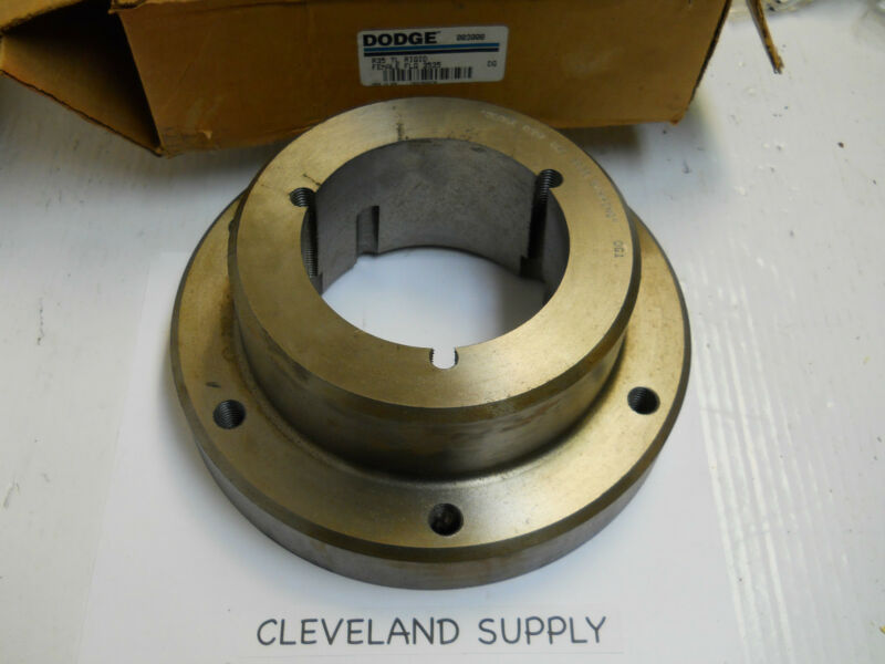 DODGE R35TL RIGID FEMALE FLANGE COUPLING P/N 003008 NEW CONDITION IN BOX