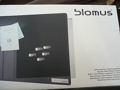 Blomus Design Schlüsselkasten Velio 65364  sehr edel - exklusiv inkl. 6 Magnete