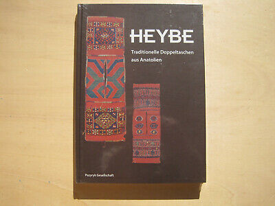 Bieber/Pinkwart/Steiner: Heybe (Anatolian Saddlebags) 2004 German+English