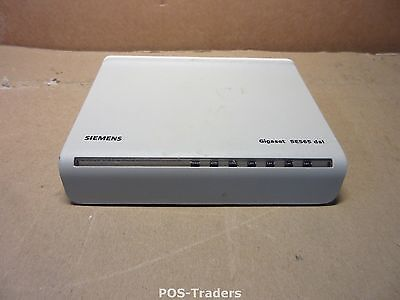 Siemens Gigaset SE565 DSL Ethernet ADSL modem Business Zakelijk PSTN EXCL PSU
