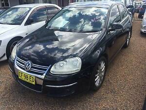 Volkswagen Jetta 2.0 Turbo FST Sedan 2007 Harris Park Parramatta Area Preview