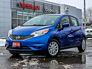 2015 Nissan Versa Note 1.6 SV Backup Cam & Bluetooth  FREE De...