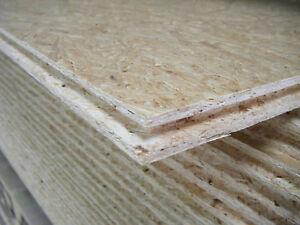 Osb type 3 t g flooring 2400mm x 600mm x 18mm ebay for Osb t g