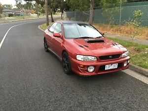 2000 Subaru Impreza Rwc Coolaroo Hume Area Preview