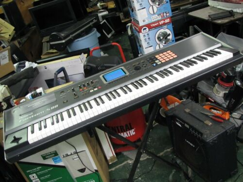 Roland Fantom S88 Keyboard Synthesizer 88 Key Piano ⭐Local Pickup ONLY⭐