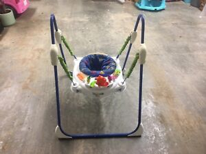 Deluxe Fisher-Price Jumperoo