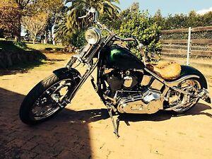 1996 soft tail Harley Davidson bad boy springer custom Dural Hornsby Area Preview
