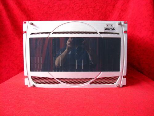 CALREC ZETA DSP & I/O RACK WITH POWER CABLE