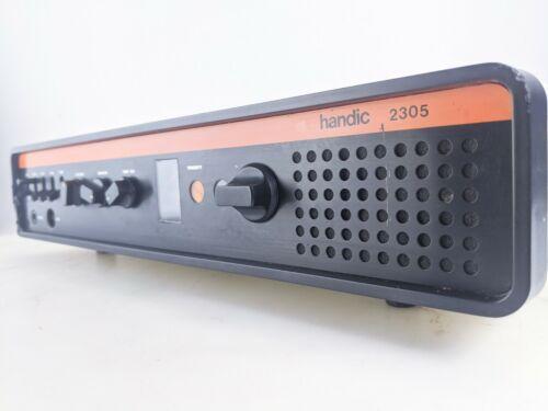 Vintage Handic 2305 CB Transceiver Radio Base Station