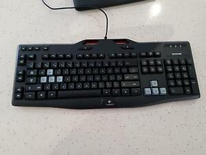 Logitech G15 Gaming Keyboard Maitland Maitland Area Preview