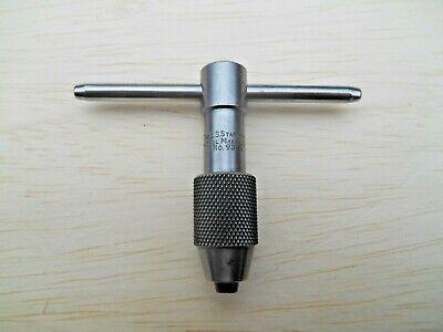 Starrett 93-a Tap Wrench Usa