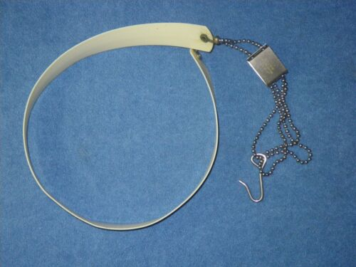 VINTAGE BATES MERIT SAX CHAIN SAXOPHONE NECK STRAP - FOR SELMER MARTIN BUESCHER
