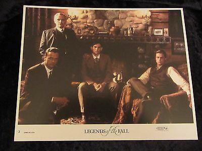 LEGENDS OF THE FALL - lobby cards  - BRAD PITT, ANTHONY HOPKINS