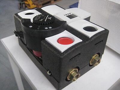 Heizkreisregelung Velta Veltamat ZRS 25 neu mit Grundfoss Magna 25-100 180