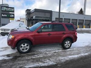 2012 Ford Escape XLT CUIR TOIT OUVRANT MAGS