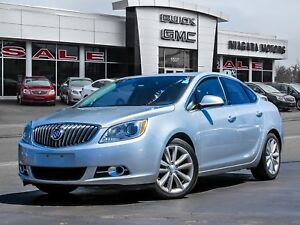 2014 Buick Verano LEATHER EDITION..ONE OWNER..LOCAL TRADE..