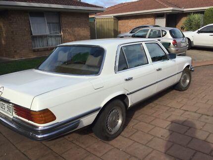 Mercedes  SEL 1979  V6 one owner