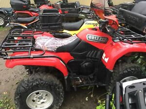 YAMAHA GRIZZLY 660 2003