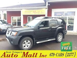 2012 Nissan Xterra S/Alloys/Roof Rack/Side Steps
