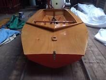 Minnow Sailing Dinghy Haddon Golden Plains Preview