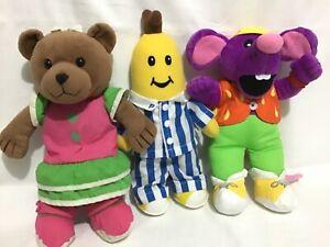 Bananas In Pyjamas plush toys Cairnlea Brimbank Area Preview