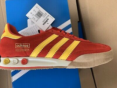 ADIDAS ORIGINALS Kegler Super TRAINERS UK 9 BNIBWT City Rare Deadstock