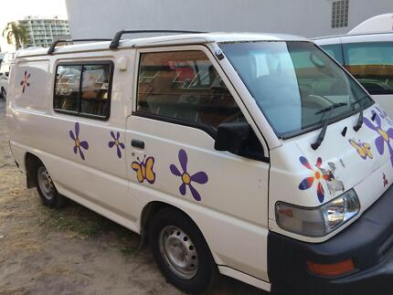 Mitsubishi campervan 2009 model