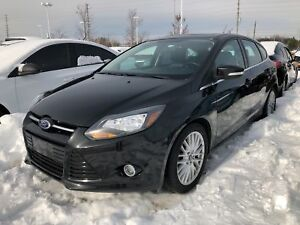 2013 Ford Focus TITANIUM LEATHER, SUNROOF, HEATED SEATS