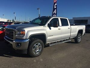 2016, GMC, 1 TON, LONGBOX, 6.0, LEATHER