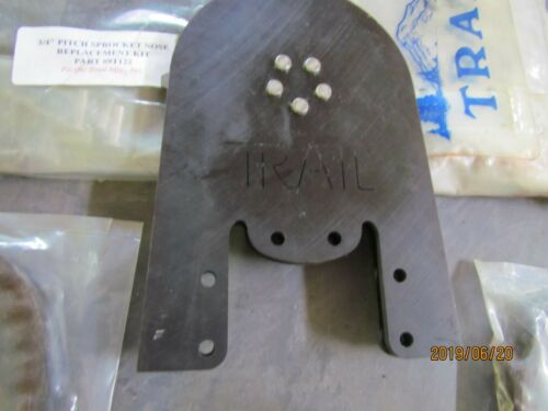 SPROCKET NOSE FOR PACIFIC TRAIL 11H CHAINSAW BAR