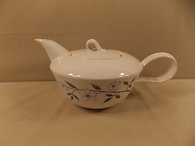 "Vintage Homer Laughlin ""Dogwood""  Debutante Teapot"