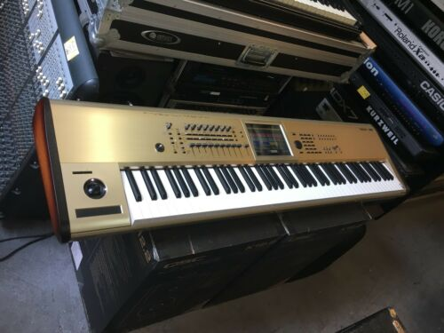 Korg Kronos 2 / 8  88 Key Keyboard Gold  Edition  /  Gd 3.12 //armens//