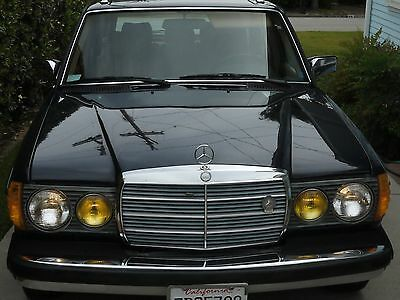 1985 Mercedes-Benz 300-Series  A beautiful l985 Mercedes that is increasing in value.