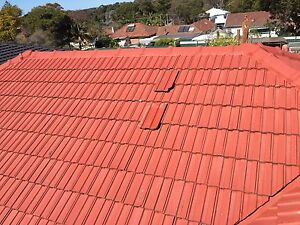 Free concrete roof tiles Sylvania Sutherland Area Preview
