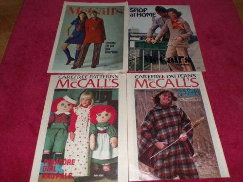 💐 LOT OF 4 McCALL