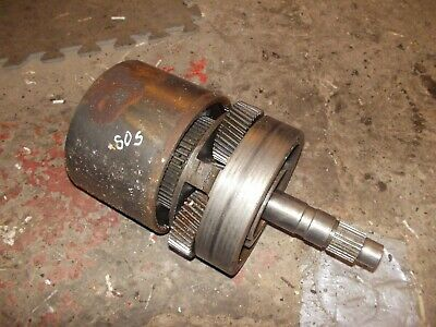 Ford 901 D Nf Rc Tractor Orgnl Select O Speed Sos Transmission Planetary Shaft