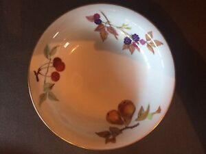 Royal Worcester China Evesham