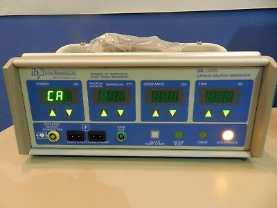 Irvine-biomedical St Jude Medical Model 1500t9-cp Cardiac Ablation Generator