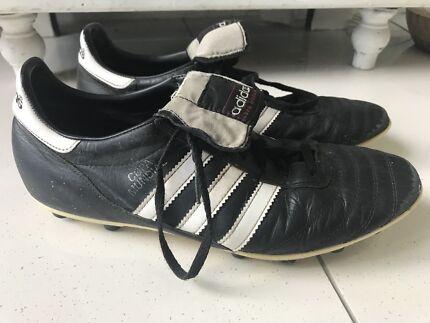 Retro ADIDAS COPA MUNDIAL SOCCER/FOOTBALL BOOTS* UK 9.5