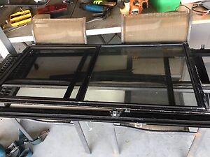 Caravan window frames and door Zilzie Yeppoon Area Preview
